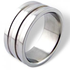 RVS edelstalen ring