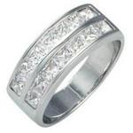 ring-zilver